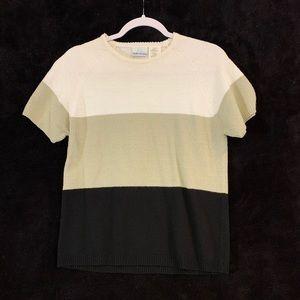 🌟5/$20 Bobbie Brooks Striped Shirt Size Small